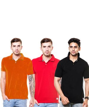 T-shirt Pack of 3 cp3031