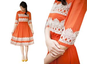 Semi Stitched Tapeta Good Quality Kurti