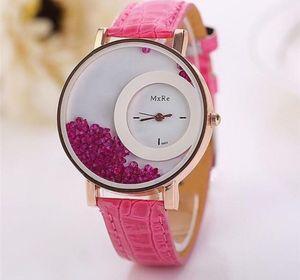 PINK Diamond Women Wrist Watch