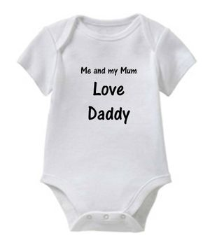 Chota Packet white Baby Romper bodysuit_265
