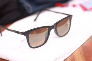 black and brown stylish sunglasses 01464