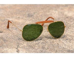 gold and green stylish sunglasses 01474