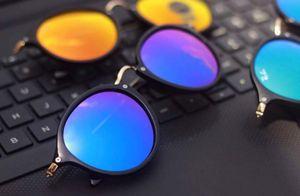 black and blue stylish sunglasses 01486