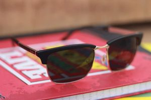 black and black stylish sunglasses 01490