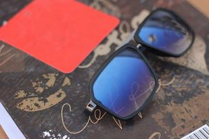 black and blue sunglasses for men with free gift 01512