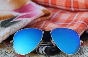gold and silver stylish sunglasses 0507