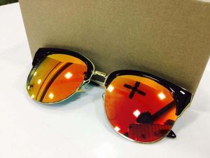 Black hot style sunglasses 2426