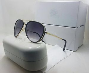 Black hot style sunglasses 2407