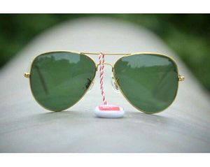 Golden and gold stylish sunglasses 1903