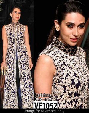 Ellis Harvey Latest Karishma Designer Salwar Suit Dress Material