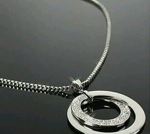 Crystal Rhinestone Pendant