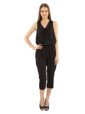 Good Fashion Black Jumpsuit