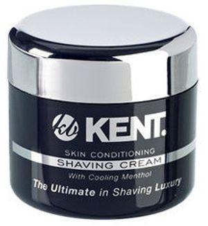 Kent Premium Conditioning Shaving Cream Jar (125 ml)