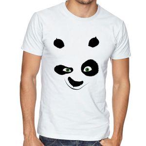Kung Fu Panda White Tshirt