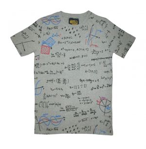 I Am Back Printed Men's Round Neck Grey T-Shirt