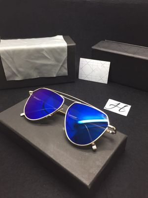 Royal C-017 Gold to Blue Sunglasses