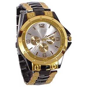 Gold N Black Color Watch Specially for Men's...