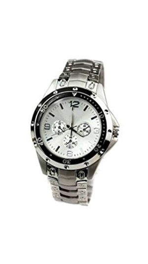 Silver Color Watch Specialy for Men's..