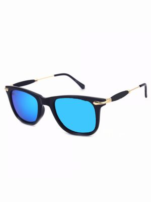 Kraftly Special Royal C-069 Sky Blue wayfarer Sunglasses