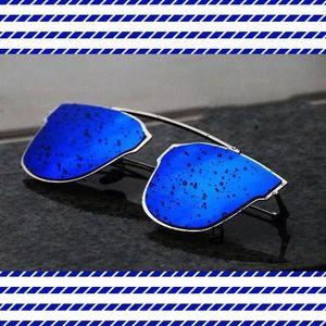 Kraftly Special Royal C-051 Blue Kohly Type Fancy Sunglasses