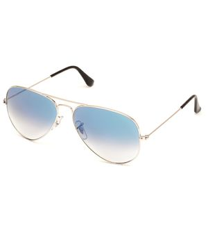 Blue Aviator Royal Look Sunglasses