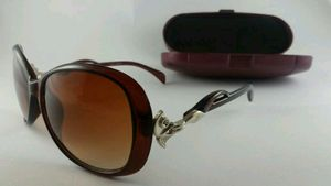 Brown Sunglasses - For Women LZ009