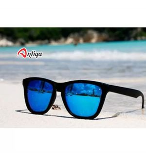 Antiqa Stylish Sunglasses Blue Wayfarer Mercury Goggles For Unisex (AQ_SG_1015)