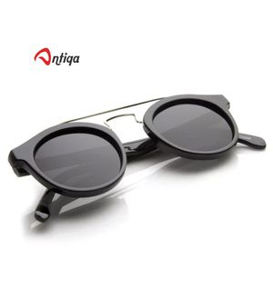 Antiqa Stylish Sunglasses Black Goggles Designer For Unisex (AQ_SG_1036)