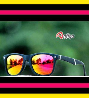 Antiqa Stylish Wayfarer Sunglasses Yellow Mercury Goggles (AQ-SG-WF-A-0004)