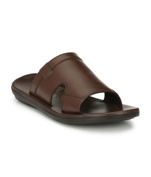 Boggy Confort Black Slipper