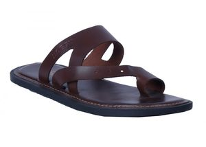 Boggy Confort 9189 Brown slipper