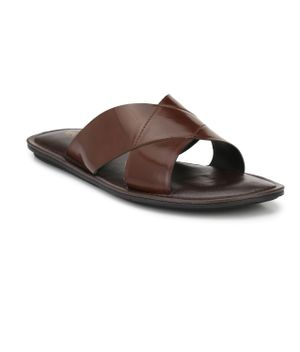 Boggy Confort Brown Slipper