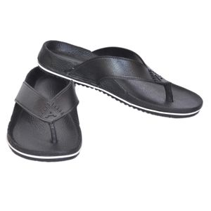 Pari & Prince Black Eva Slippers For Men