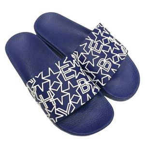 Star Blue Slides
