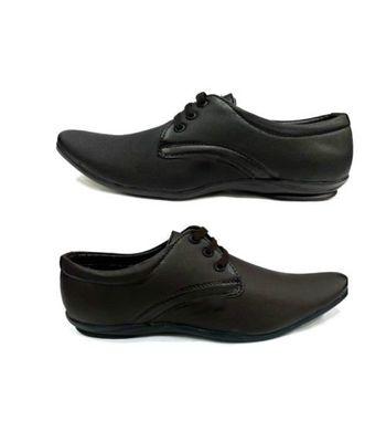Hazart Brown Formal Shoes for men