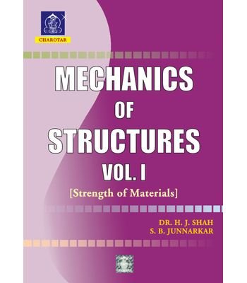 Mechanics Of Structures Vol.I