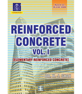 Reinforced Concrete Vol.I