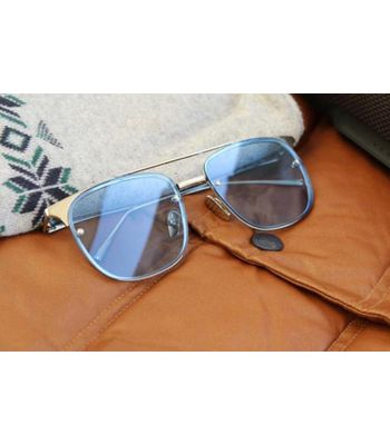 Stylish looking  Sky Blue Sunglasses for men