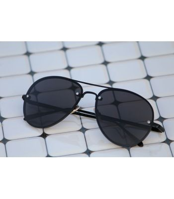 Fashion Mart Bradead New Black sunglasses