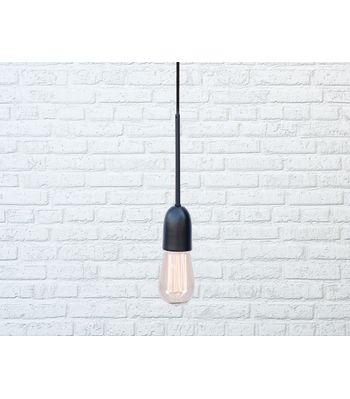 Marical Matte Black PendantHanging Lamp Stealth Series