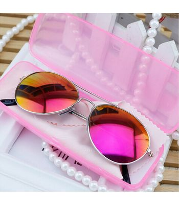 Luxry Trendy Aviator Fancy Pink Mercury Gogglees