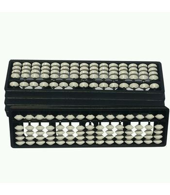 15 Rod White Color Abacus Kit Set Of 5