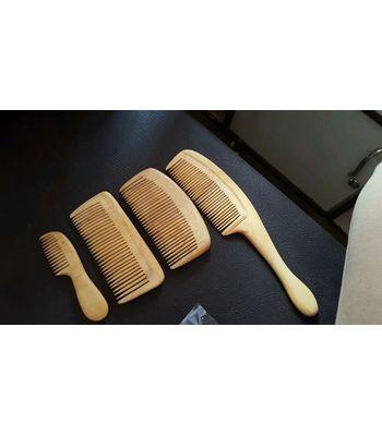 Wooden Comb Combo