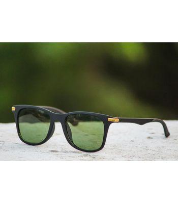 Sunglasses Aqua Black Fancy Trendy Goggles