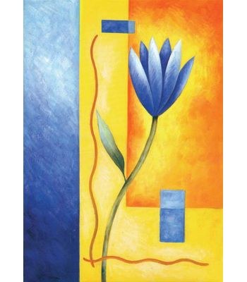 Fantaboy Floral Printed Poster