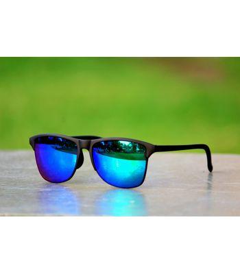 Sunglasses Blue Marqury Square