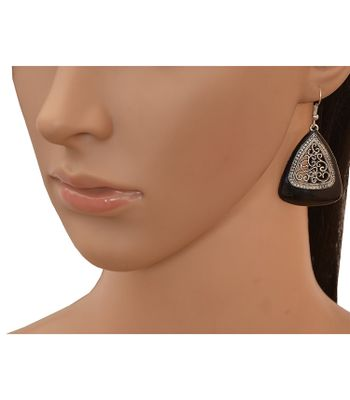 AD JEWELS BEST PRIDE JEWELLERY COLLECTION OXIDIZED EARRING SET FOR EVERY BEAUTY ICON