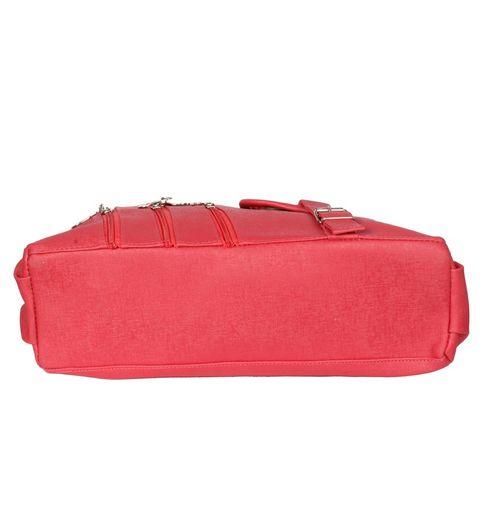 Bellina 3 Bukle Series pink Shoulder Bag