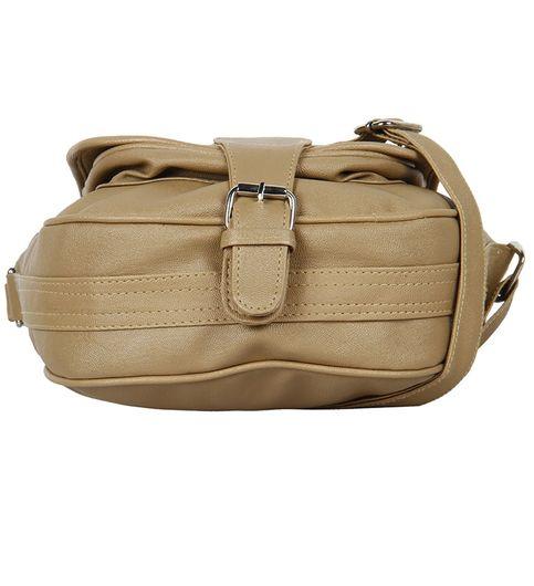 Bellina Megnet Series Grey Sling Bag