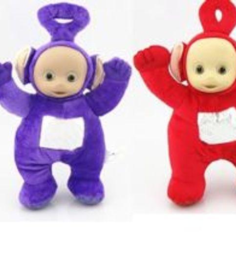 Teletubbies Plush Toy 4 pcs set cute Gift item